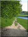 TQ6932 : Path along Bewl Water Reservoir by Oast House Archive