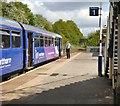 SJ8994 : Reddish North Platform 1 by Gerald England