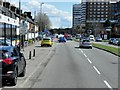 TQ0970 : Sunbury-on-Thames, Staines Road West by David Dixon