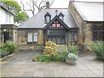 NZ2566 : Vicarage, St George's Church, Jesmond by Paul Gillett