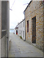 HY2508 : Passageway in Stromness by Oliver Dixon