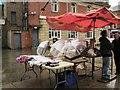 SJ9494 : Umbrellas for sale by Gerald England