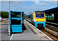 SN1916 : Milford Haven train at Whitland railway station by Jaggery