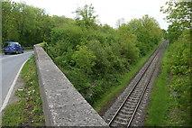 ST3000 : Road and Rail at Weycroft by Nigel Mykura