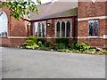 SJ9391 : Wilf Wood Memorial Garden by Gerald England