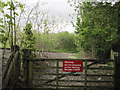 NZ7018 : Skinningrove railway station (site), Yorkshire by Nigel Thompson