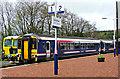 NS2491 : Garelochhead railway station by Thomas Nugent