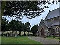 SD1785 : St Anne, Thwaites: churchyard (2) by Basher Eyre