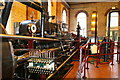 SJ8333 : Mill Meece Pumping Station - steam engine by Chris Allen