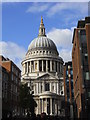 TQ3281 : St Paul's Cathedral by Chris Allen