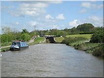 ST9261 : Seend Bottom Lock by Ian Murfitt
