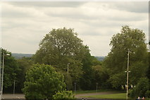 TQ3370 : View of the southeast from the Crystal Palace terrace #5 by Robert Lamb