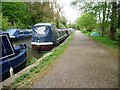 ST7862 : Moorings along the Somerset Coal Canal by Christine Johnstone
