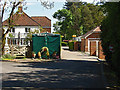 SU8972 : Parkers Lane, Winkfield by Alan Hunt