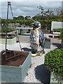 SJ3075 : A penguin in the garden by Richard Hoare