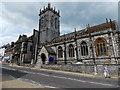 SY6990 : St Peter's Church, Dorchester by Jaggery