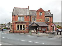 SD6311 : The Crown on Chorley New Road, Horwich by Ian S