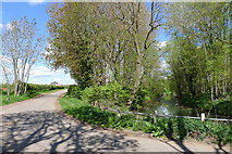 SP2050 : Road to Atherstone on Stour by Tim Heaton