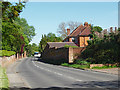 SU9072 : Church Road, Winkfield by Alan Hunt