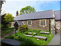 SH7776 : St Benedict's Church, Gyffin, Conwy by Richard Hoare