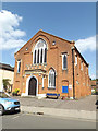 TM1179 : Diss United Reformed Church by Adrian Cable