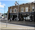 SO1609 : Qstudio and Harrisons Ironmonger in Ebbw Vale by Jaggery