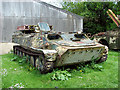 TM1793 : A Russian 9К35 Стрела-10 tracked vehicle by Evelyn Simak