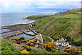 NT9561 : View from Burnmouth Hill by Chris Heaton