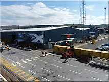 NS2776 : Ocean Terminal Greenock by James Allan