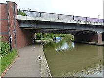 SP4540 : Bridge 165A: Cherwell Street Bridge by Mat Fascione