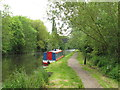 TQ0587 : Narrowboat Ashdowne near Denham by David Hawgood