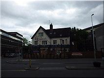 SP3378 : The Squirrel Pub by Stuart Shepherd