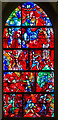 SU8504 : Chagall Window, Chichester Cathedral by Julian P Guffogg