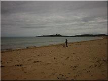 NU2422 : Embleton Bay south by Carroll Pierce