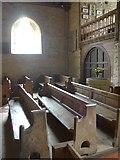 SS6243 : Inside St Thomas, Kentisbury (F) by Basher Eyre