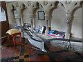 SS6243 : Inside St Thomas, Kentisbury (H) by Basher Eyre