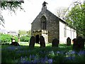 NY7441 : St John's Church, Garrigill by Andrew Curtis