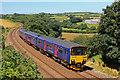 SW9651 : Railway at Lower Dowgas by Wayland Smith