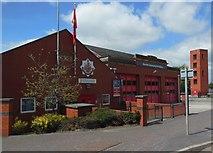 SD6311 : Horwich Community Fire Station by Ian S