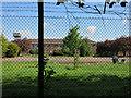 TL4966 : Waterbeach Barracks by Hugh Venables