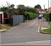 SU3521 : Jubilee Road, Romsey by Jaggery