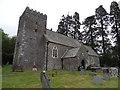 ST4995 : St Deiniol's Church, Itton by Andy Stott
