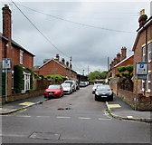 SU3521 : Albany Road, Romsey by Jaggery