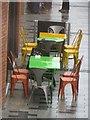 SU4767 : Empty Tables by Bill Nicholls