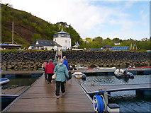 NM5054 : Tobermory Aquarium by James Allan