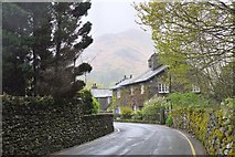 NY3307 : Easedale Road, Grasmere by Jim Barton
