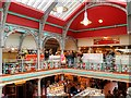 TQ2884 : Indoor Market, Camden Lock by David Dixon