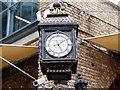 TQ2884 : The Stables Market Clock by David Dixon