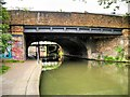 TQ2883 : Regent's Canal Bridge#16, Fitzroy Bridge by David Dixon