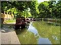 TQ3183 : Regent's Canal at Islington by David Dixon